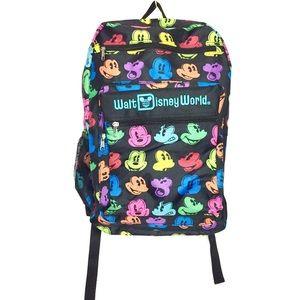 Walt Disney World Mickey Mouse Backpack